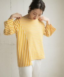URBAN RESEARCH OUTLET/【ITEMS】キリカエボーダーカットソー/502959101