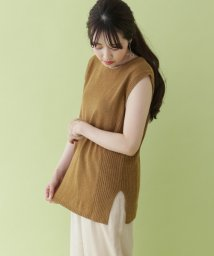 URBAN RESEARCH OUTLET/【ITEMS】テロリネンノースリーブニット/502959154