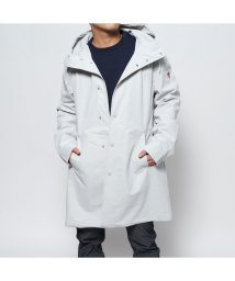 GUESS/ゲス GUESS CONTEMPORARY SYNTHETIC RAINCOAT (GLACIER GREY A935)/502962407