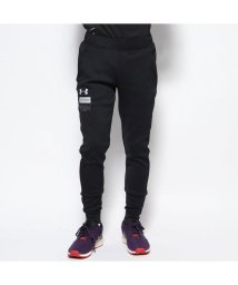 UNDER ARMOUR/アンダーアーマー UNDER ARMOUR メンズ スウェットロングパンツ UA Knit Warm Up Tapered Pant 1353563/502962569