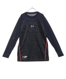 UNDER ARMOUR/アンダーアーマー UNDER ARMOUR ジュニア 野球 長袖アンダーシャツ UA Tech Youth Fitted Long Sleeve Crew Gr/502965478