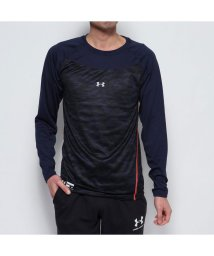 UNDER ARMOUR/アンダーアーマー UNDER ARMOUR メンズ 野球 長袖アンダーシャツ UA Tech Fitted Long Sleeve Crew Shirts Gr/502965499
