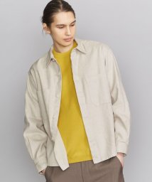BEAUTY&YOUTH UNITED ARROWS/BY フライフロント CPO シャツ/502974468