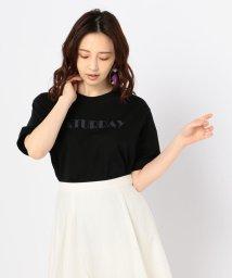 NOLLEY'S/ペルーコットンロゴTシャツ/502993898