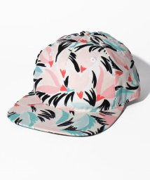 agnes b. HOMME/IBY1 CASQUETTE フラワープリントキャップ/502999486