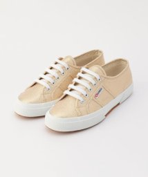 FREDY&GLOSTER/【SUPERGA/スペルガ】 メタリックスニーカーGD #2750-LAMEW S001820/503000282