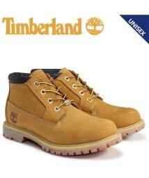 Timberland/ティンバーランド Timberland チャッカ ブーツ レディース メンズ NELLIE CHUKKA DOUBLE WATERPLOOF BOOTS Wワイ/503004128