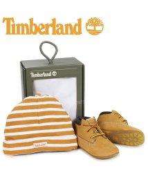 Timberland/ティンバーランド Timberland ブーツ シューズ キャップ 帽子 ニット帽 セット キッズ ベビー INFANT CRIB BOOTIES CAP SE/503004135