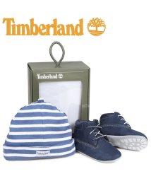 Timberland/ティンバーランド Timberland ブーツ シューズ キャップ 帽子 ニット帽 セット キッズ ベビー INFANT CRIB BOOTIES CAP SE/503004146