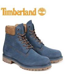 Timberland/ティンバーランド Timberland ブーツ メンズ 6インチ 6INCH PREMIUM BOOT A1LU4 Wワイズ プレミアム 防水 ネイビー/503004147