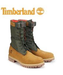 Timberland/ティンバーランド Timberland ブーツ メンズ 6インチ 6-INCH PREMIUM GAITER BOOTS A1QY8 Wワイズ ダークグリーン/503004150