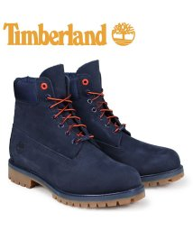 Timberland/ティンバーランド Timberland ブーツ メンズ 6インチ 6-INCH PREMIUM BOOTS A1U7X Wワイズ ネイビー/503004162
