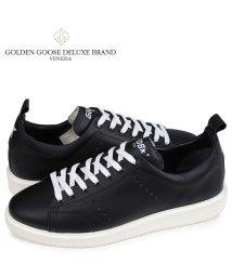 GoldenGoose/ゴールデングース Golden Goose スニーカー メンズ スターター SNEAKERS STARTER ブラック GCOMS631 A4/503008197