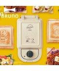 BRUNO/PEANUTSホットサンドメーカー シングル/503010023