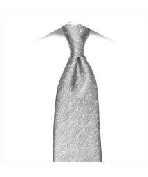 BRICKHOUSE/ネクタイ / ビジネス / フォーマル / 絹100% グレー系 ドット柄/503010310
