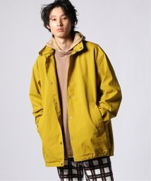 JOURNAL STANDARD/【GOLD/ゴールド】COTTON WEATHER LONG コーチジャケット/503010338