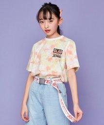 SISTER JENNI/ロゴプリントタイダイ半袖Tシャツ/503010420
