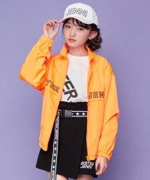 SISTER JENNI/ロゴ刺繍ジップUPウィンドブレーカー/503010427