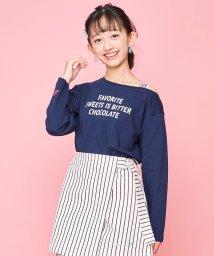 JENNI love/ワンショルダーロンT/503010436