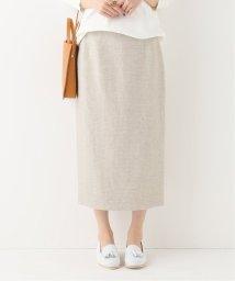 IENA/MANTECO バスケットクロススカート/503010617
