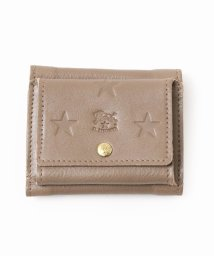 JOURNAL STANDARD/《予約》【IL BISONTE×JS / イルビゾンテ別注】COMPACT WALLET TRI-FOLD/503010648