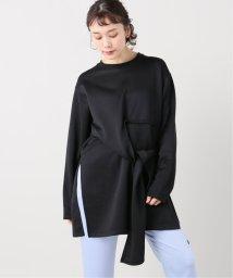 journal standard  L'essage /【OKIRAKU/オキラク】Knot Sweatshirt:スウェット/503010953