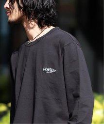 JOURNAL STANDARD relume Men's/《予約》【Snow Peak×relume / スノーピーク】別注 SOLOTEX(R) ロングTシャツ/503010954