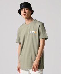 JOURNAL STANDARD relume Men's/【A.P.C.×CARHARTT WIP】FIRE Tシャツ/503010955