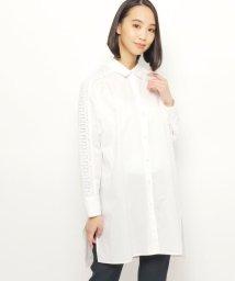 esche/刺繍デザインシャツ/503011008