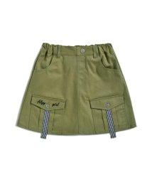 ALGY/フラップポケットスカート/502878636