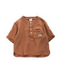 BREEZE/WEB限定 BIGポケットシャツ/502878829