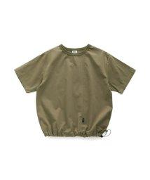 BREEZE/WEB限定 布帛半袖Tシャツ ジュニア/502878831