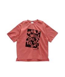 BREEZE/WEB限定 ボックスロゴ半袖Tシャツ ジュニア/502878833