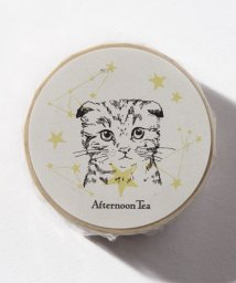 Afternoon Tea LIVING/スターキャットマスキングテープ/502972243