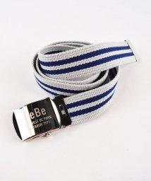 BeBe/ストライプ アイビーテープ ベルト/502977480