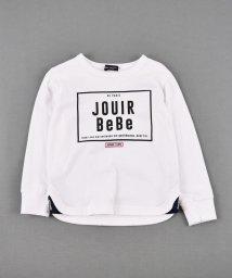 BeBe/天竺ロゴTシャツ/502980784