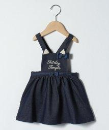 ShirleyTemple/ねこちゃん胸当てジャンパースカート(80~90cm)/502984808