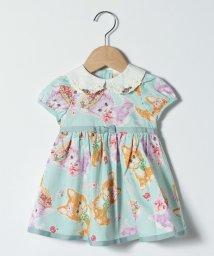 ShirleyTemple/ねこちゃんptワンピース(80~90cm)/502984809