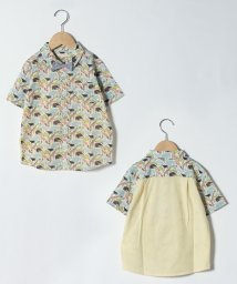 SENSE OF WONDER/オーガニックコットン Queueforthezoo蝶タイ付きシャツ/502992779