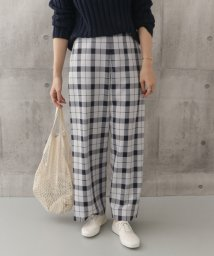 URBAN RESEARCH OUTLET/【DOORS】チェックサイドシームレスパンツ/502992942