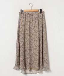 Theory Luxe/【セットアップ対応商品】スカート FLORAL CREPON BORA F/502996019