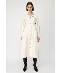 moussy/TUCK WAIST L/S SHIRT ドレス/503011511