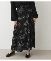 Avan Lily/LINE FLOWERスカート/503011542