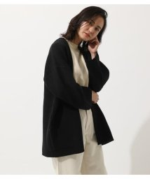 AZUL by moussy/WIDE SLEEVE KNIT GOWN/503011543