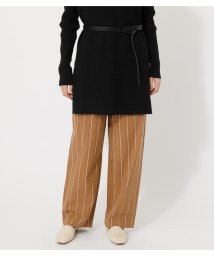 AZUL by moussy/STRIPE EASY WIDE PANTS/503011546