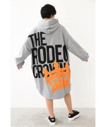 RODEO CROWNS WIDE BOWL/ライジングクラウンパーカーワンピース/503011566