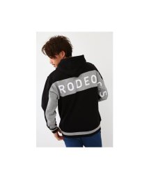 RODEO CROWNS WIDE BOWL/バックチェンジスウェットパーカー/503011587