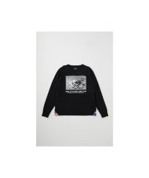 RODEO CROWNS WIDE BOWL/BURGER L/S Tシャツ/503011589