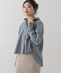 URBAN RESEARCH OUTLET/【ITEMS】ストライプシャツ208/502958893