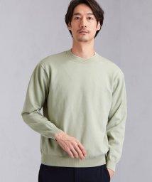 green label relaxing/CM PE/CO プレーティング クルー ニット/502984879